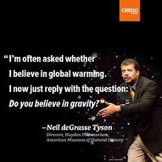 Neil deGrasse Tyson an astrophysicist no mere mortal (like stupid people who deny such events) should question. I  #hate #stupid #people