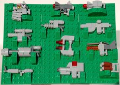Weapons - Array 4 by Mantis.King, via Flickr
