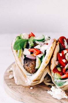 everything trader joe's gyros. — quinn's place