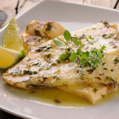 Recette de filets de poisson au four My Recipes, Cooking Recipes, What You Eat, Everyday Food, Cooking Time, Camembert Cheese, Risotto, Seafood, Easy Meals