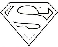 Free Superman Applique PDF Designs Templates Patterns Embroidery