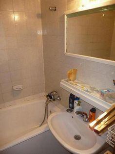 panellakás felújítás fürdőszoba 01 ilyen volt Corner Bathtub, Bathroom, Washroom, Full Bath, Bath, Bathrooms, Corner Tub