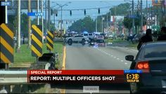 Multiple police officers shot in Baton Rouge, authorities say | Dallas Morning News http://www.dallasnews.com/news/crime/headlines/20160717-multiple-police-officers-shot-in-baton-rouge-authorities-say.ece