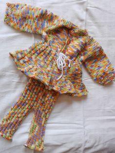 Kombination Kleid und Leggins