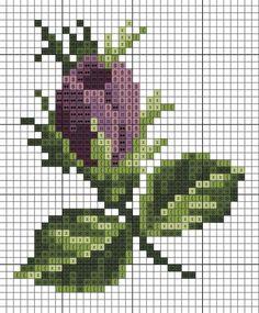 flowers cross stitch 's patterns Crossstitch embroidery puntodecruz cross sttitch Handembroidery Cross Stitch Cards, Cross Stitch Borders, Cross Stitch Rose, Cross Stitch Flowers, Counted Cross Stitch Patterns, Cross Stitch Designs, Cross Stitching, Hardanger Embroidery, Cross Stitch Embroidery