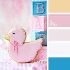 Цветовая палитра №769