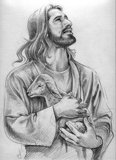 how to draw jesus on the cross step by step in black - - Yahoo Image Search Results Jesus Christ Drawing, Jesus Drawings, Jesus Art, Christian Drawings, Christian Art, Jesus Sketch, Jesus Tattoo, Pictures Of Jesus Christ, Jesus Painting