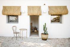 CA LA BRISA - Bataille Living Casa San Sebastian, Apartment Sites, Guest Toilet, Mediterranean Homes, Coastal Cottage, Modern Luxury, Luxury Homes, Pergola, Entryway