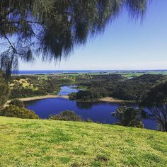 #towerhill #Warrnambool #portfairy #victoria #australia #water #blue #green #grass #sky #travel by myonlinephotojournal http://ift.tt/1UokfWI