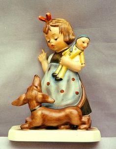 Hummel Club Figurine: Behave Hummel Figurine 339