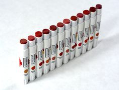 """Everyday Minerals Tinted Lip Butters $6, """"no gluten ingredients used"""", vegan and sesame free."""
