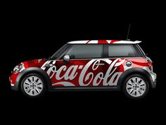 Free 4K Mini Cooper Wrap PSD mockup #freebies #psdgraphics #freepsdfiles #mockupdesign #webtemplate #uidesign