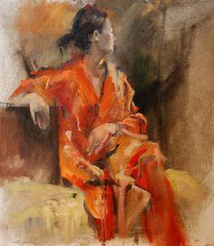 """""""Orange Kimono"""""""