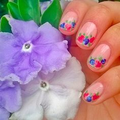Try these 50+ nail art ideas to inspire your spring style