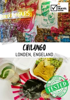Mexicaans Streetfood bij Chilango in Londen, Engeland | The Travel Tester