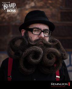 Un look original que destaque de la multitud es simplemente inolvidable. #man #beard #look #style #swag #cool #fun