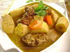 El sancocho  es típico y representativo de República Dominicana, preparado casi siempre en ocasiones especiales, días festivos o en e...
