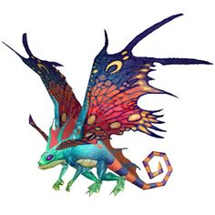 Sprite Darter Hatchling from World of Warcraft mmorpg