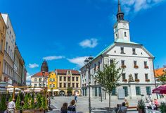 Notre Dame, Poland, Mansions, House Styles, Building, Travel, Home Decor, Viajes, Decoration Home