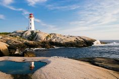 Read our guide to travel in Nova Scotia. Find out 17 reasons why you need to visit and get lost in Nova Scotia, from Halifax to Cape Breton Island. Canon Eos, East Coast Canada, Visit Nova Scotia, Most Haunted Places, Newfoundland And Labrador, Amazing Destinations, Vacation Trips, Land Scape, Paisajes