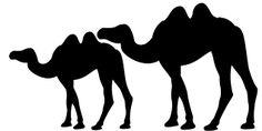 Resultado de imagen para siluetas de animales  individuales