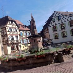 Eguisheim, berceau du Vin d'Alsace
