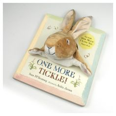 One More Tickle! A Puppet Book by Sam McBratney