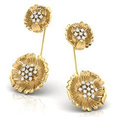 Gerbera Earrings