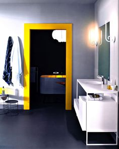 Snygga Och Stilrena Handfat Till Badrummet  8 Inspirerande Tips Simple Acs Designer Bathrooms Design Ideas
