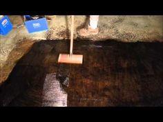 Remove Mastic Asphalt Flooring Adhesive From Concrete