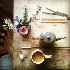 Il cesto dei tesori: Art of living - Philippa Stanton still life shots