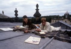 how to make it a dapper Sunday ... From; the classic Brideshead film