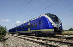 Alstom suministrará veinte trenes regionales Coradia Continental en Alemania. #Alstom #Railway