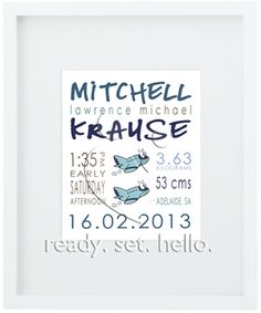 Happy 3rd birthday to a very special little boy. We know you had a great day.  Happy belated birthday Mitchell!   #hello. #gift #nursery #newborn #PNapproved #forbaby #BostonMomsBlog