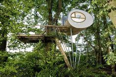 One Million Photo: Casas de Árvore em todo o mundo