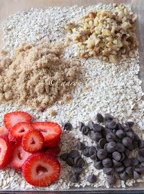 Inspired by Life: Baked Oatmeal Casserole.