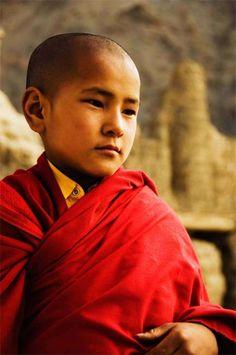 Tibetan Wear for Monks from Nepal.