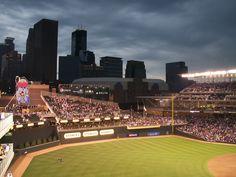 Minnesota Twins and Target Field