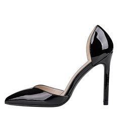 EKS Damen Spitze High Heels Pumps - http://on-line-kaufen.de/eks/eks-damen-spitze-high-heels-pumps