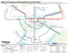 A metro map for the entire world The intersection between Paris