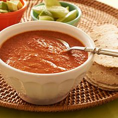 This chipotle salsa recipe is medium-hot. Use more chiles if you prefer hot, fewer for mild. If dried chipotles aren't available, use canned chipotle chiles, stemmed and seeded. You can make salsa up to 1 day ahead; cover and chill. Use for the shrimp and the pork tinga.