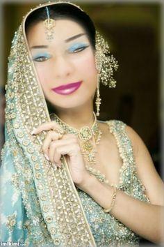Beauty In Bridal Dress