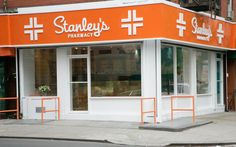 "Stanley's Pharmacy -  A former pharmacist-to-the-stars thanks to a previous gig at Beverly Hills' Sav-On Pharmacy, owner Stanley George will be selling more than just prescription drugs. To wit, a central component of the Ludlow Street shop is a wellness bar where a ""Drinks + Drugs"" menu offers natural tea elixirs for patrons seeking holistic healing."