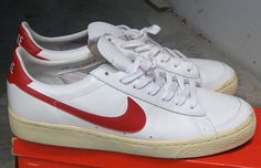Here's hoping Nike does the right thing and releases the Nike Bruin in the Marty McFly colorway in 2015. Great Scott.
