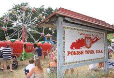 Polish Town Fair, Riverhead - Great Memories!!!