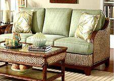 20 best wicker sleeper sofas images living room furniture sunroom rh pinterest com wicker sectional sleeper sofa Vinyl Sleeper Sofa