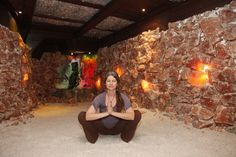Asheville's Salt Cave and Spa Come experience a special place for rest and healing at Sola Salt Cave, located in downtown Asheville.