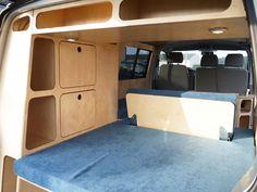 VW T5 Yannick - LD Camp: