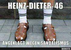 Heinz-Dieter, 46. | Lustige Bilder, Sprüche, Witze, echt lustig