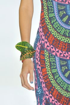 There is just so much to love here!  Mara Hoffman Spring 2013 - Details